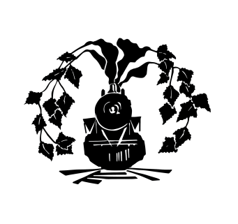 symbol series #1—train